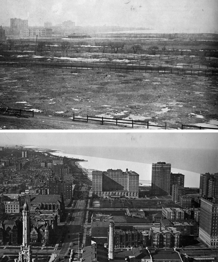 streetervillethennow2 1909 District of Lake Mich