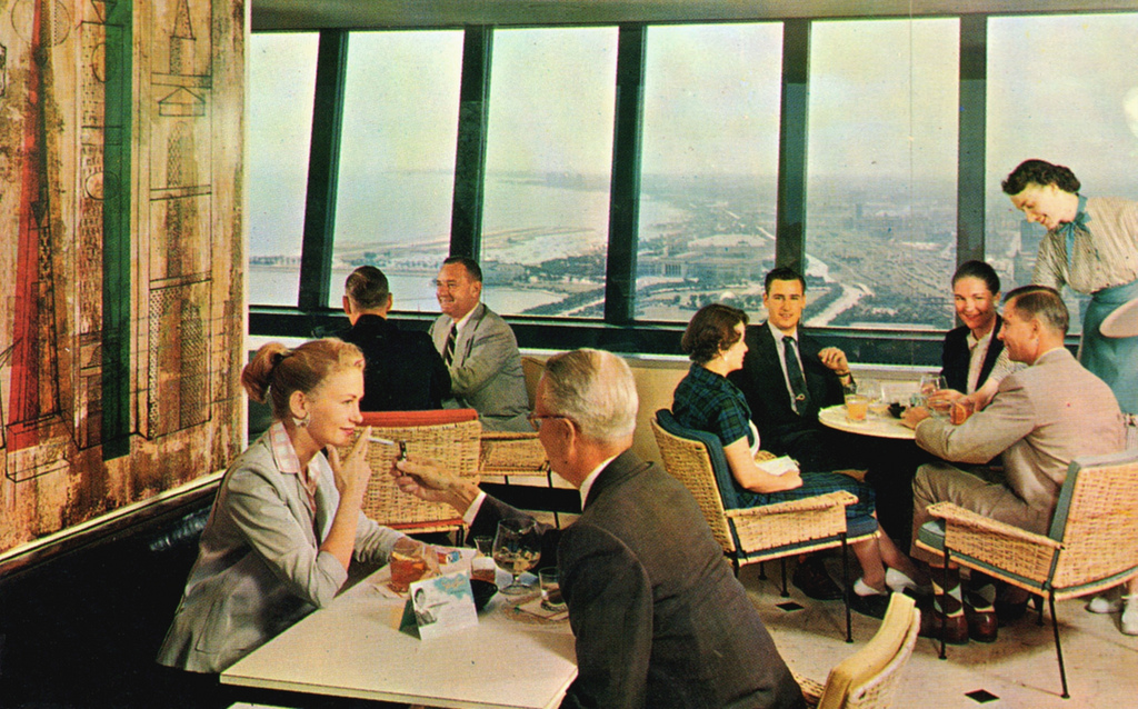 Top of the Rock, c1960