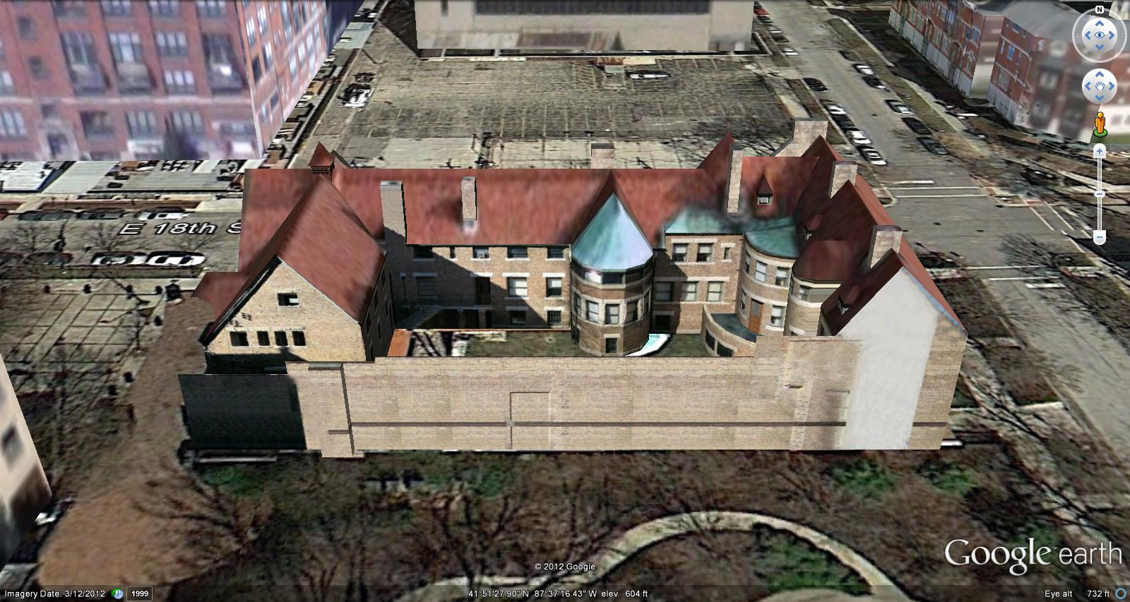 Join me for a tour of glessner house museum wendycity for Glessner house
