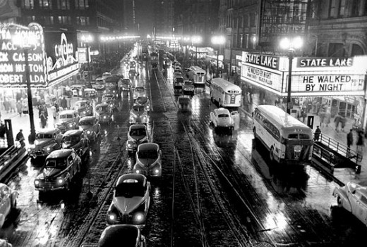 State St 1948