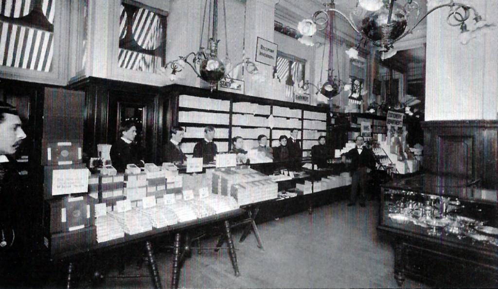 stationery clerks