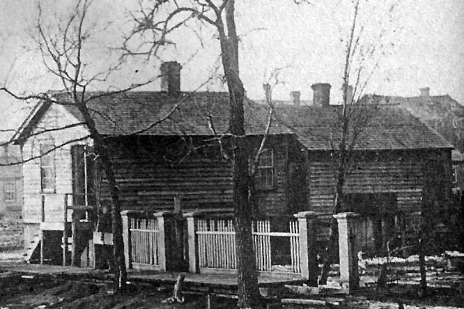 O Leary barn