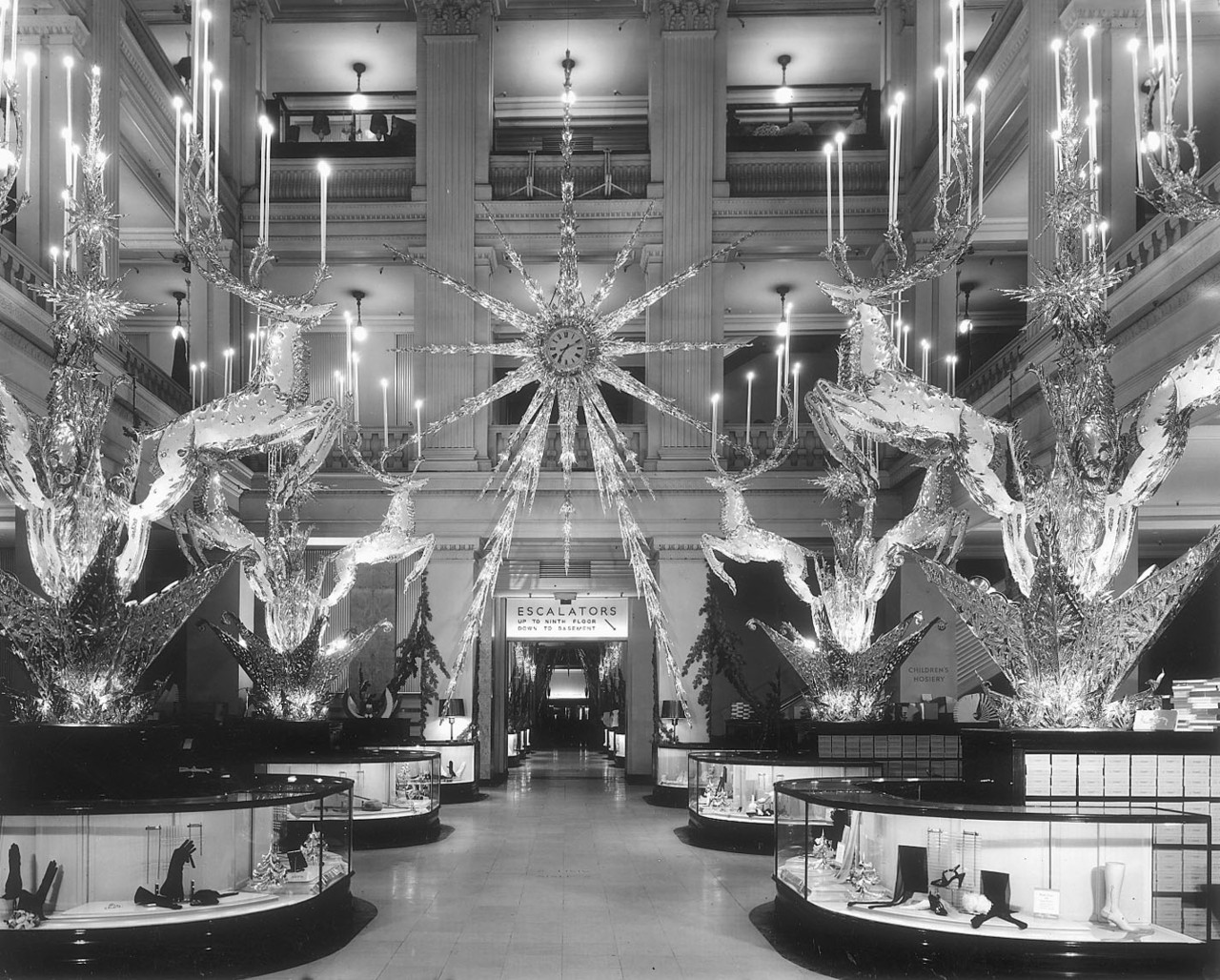 Marshall Field S Historic Christmas Decorations Wendycity