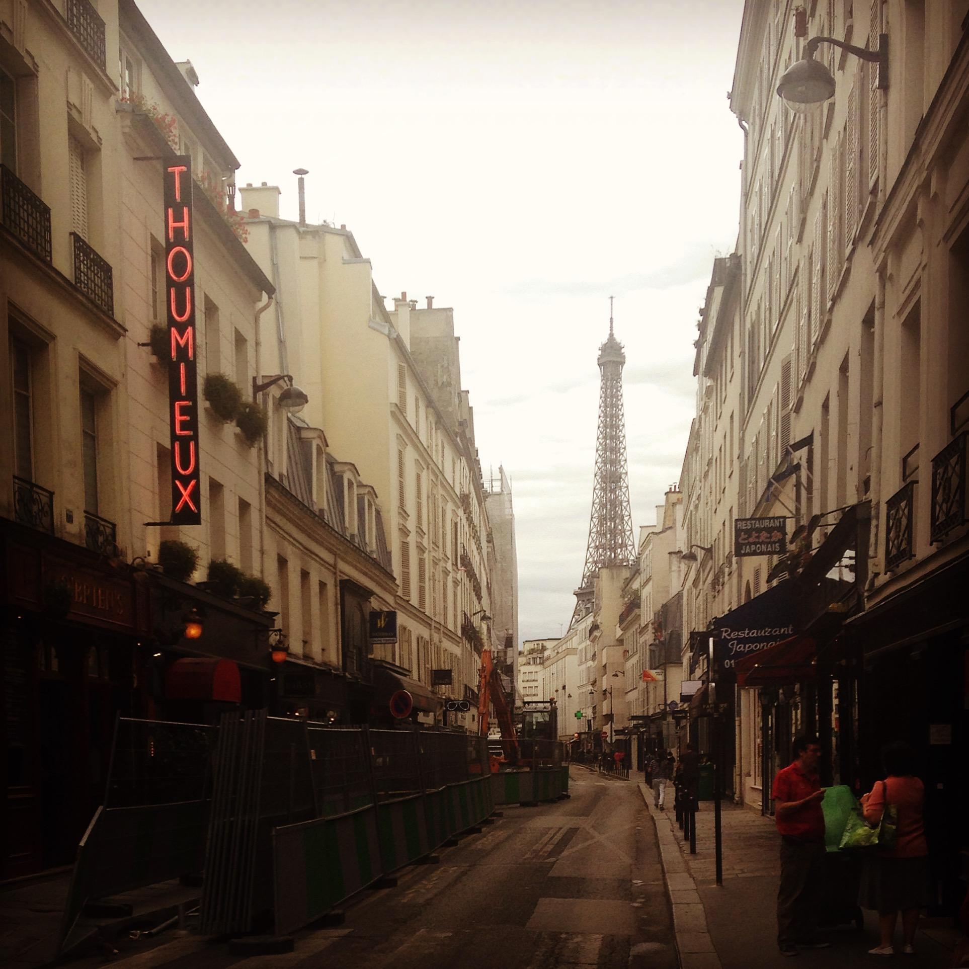 Hotel Malar Paris France